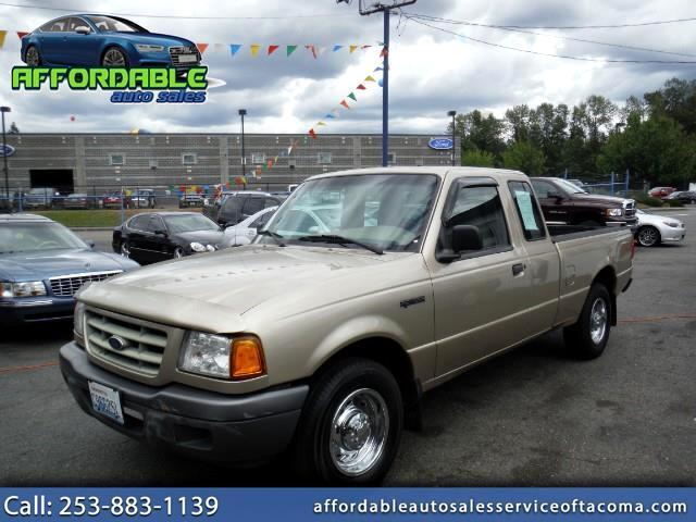 2002 Ford Ranger XL SuperCab 2WD - 355A