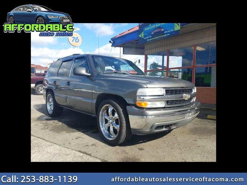 2000 Chevrolet Tahoe 2WD