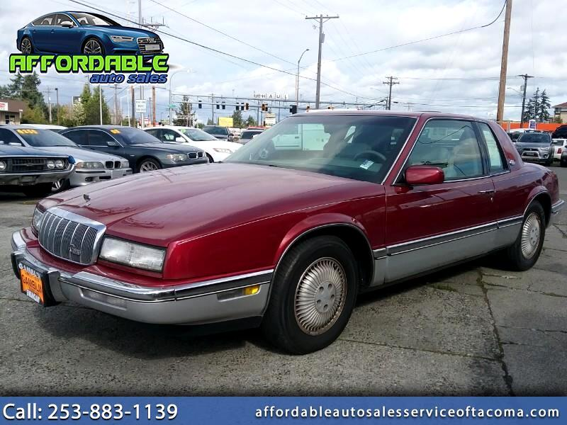 Buick Riviera Coupe 1992