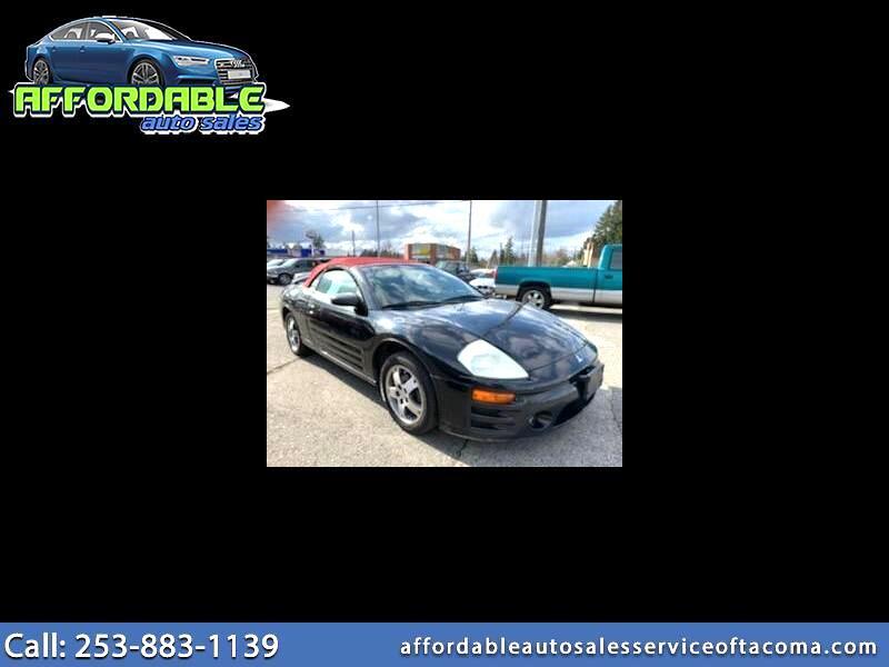 Mitsubishi Eclipse GS Spyder 2005
