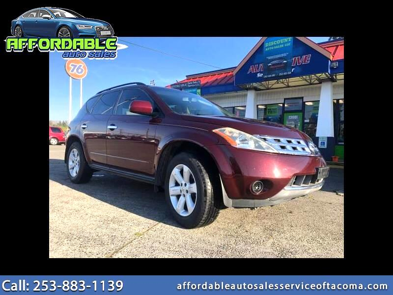 Nissan Murano S 2WD 2007