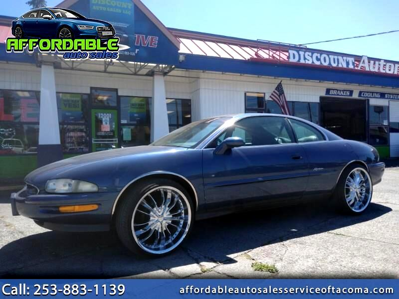 Buick Riviera Coupe 1995