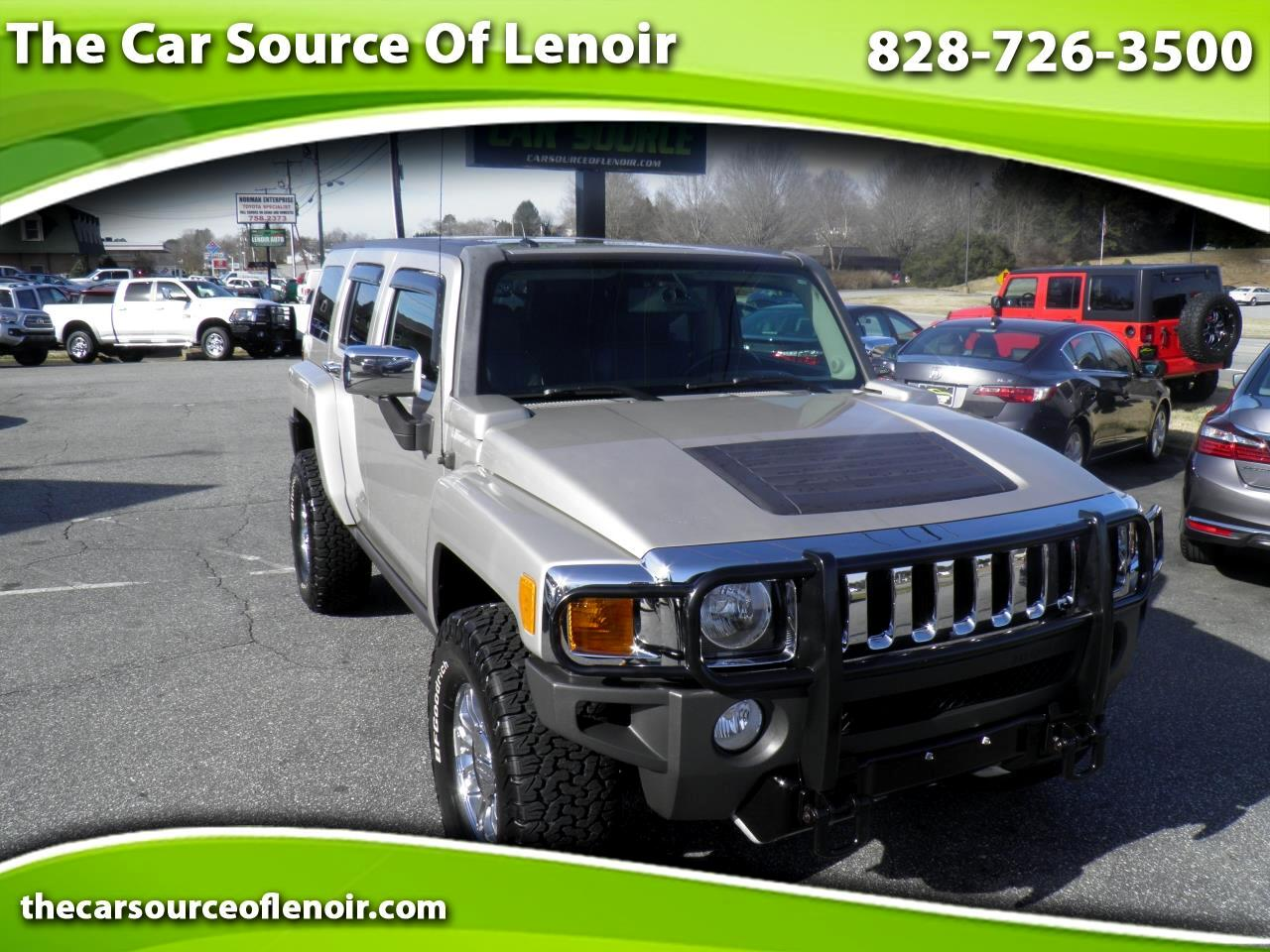 2008 HUMMER H3 ALPHA LUXURY