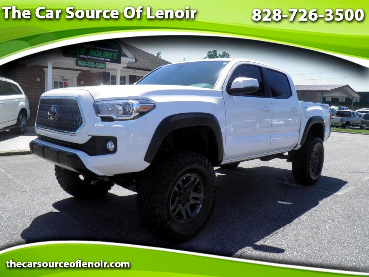 2018 Toyota Tacoma TRD OFFROAD 4X4