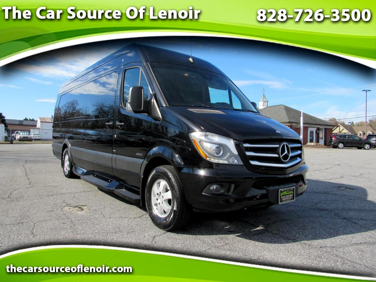 2015 Mercedes-Benz Sprinter 2500 HIGH ROOF 170-in EXECUTIVE LIMO