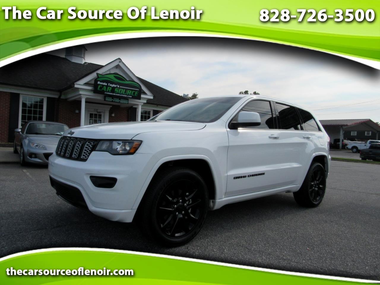 Jeep Grand Cherokee Altitude 4x2 2019