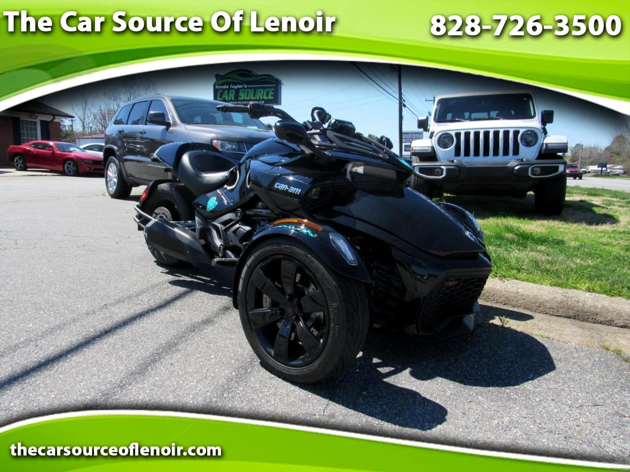 Can-Am Spyder Roadster F3  2019