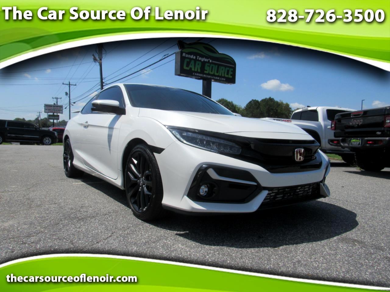 Honda Civic Si Coupe 6M 2020