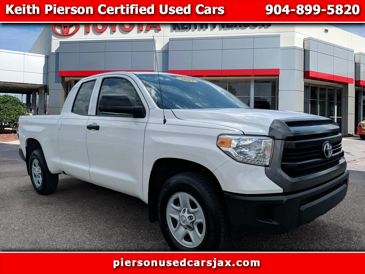 2017 Toyota Tundra SR5 Double Cab 6.5' Bed 4.6L (Natl)