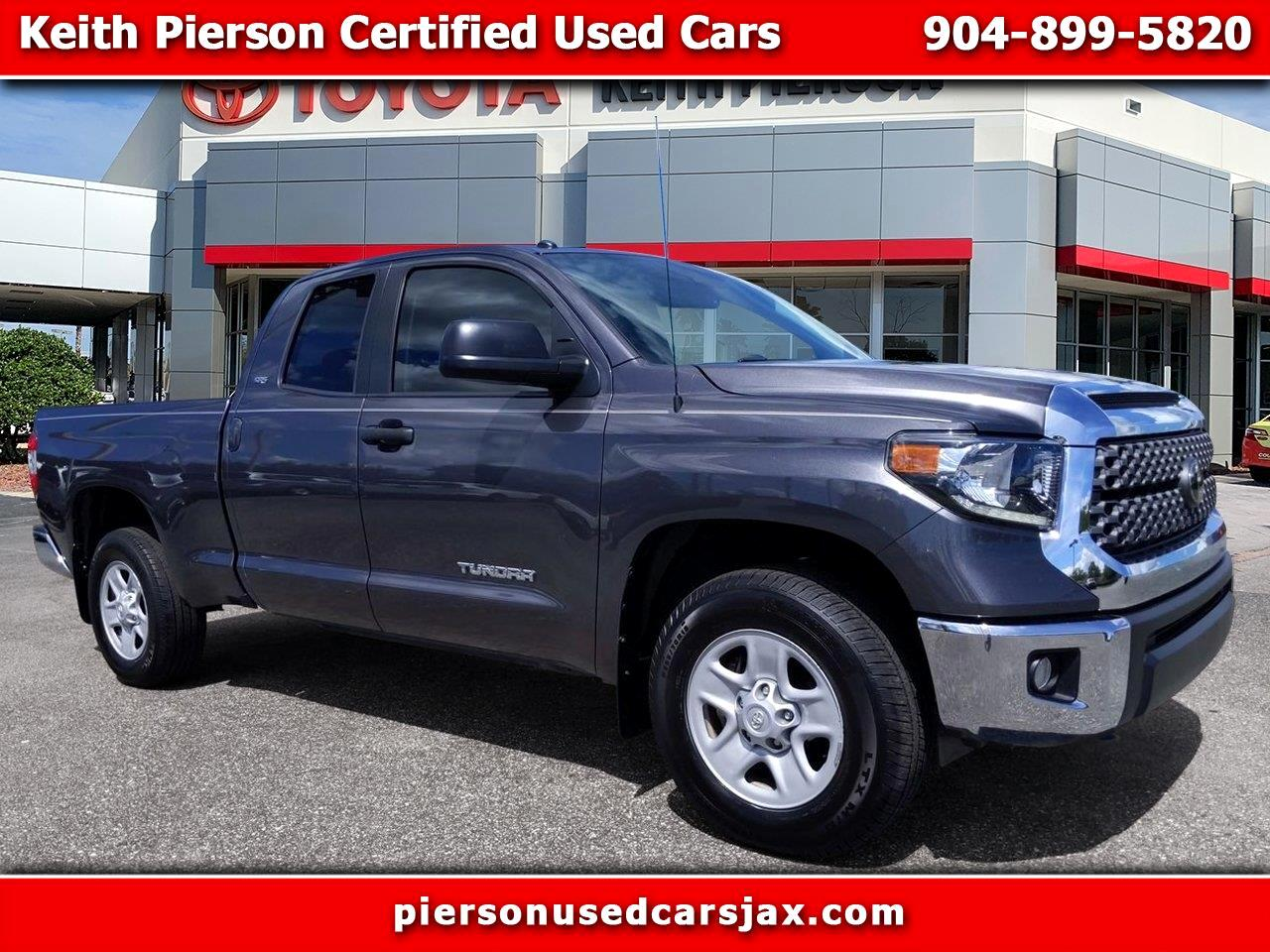 2018 Toyota Tundra SR5 Double Cab 6.5' Bed 4.6L (Natl)