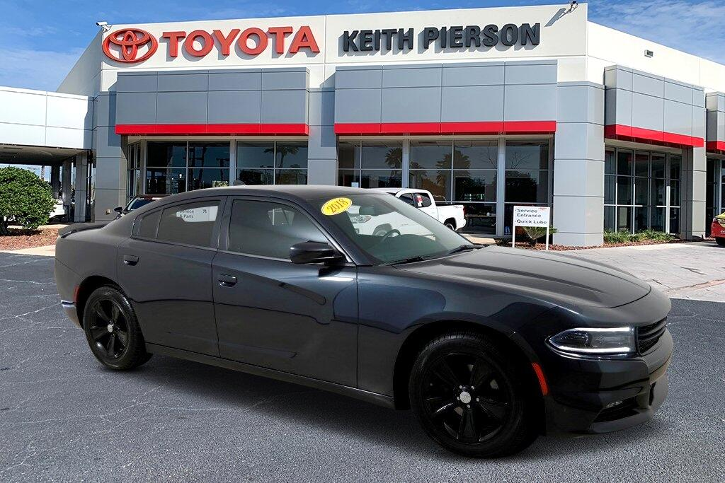 Dodge Charger SXT Plus RWD 2018
