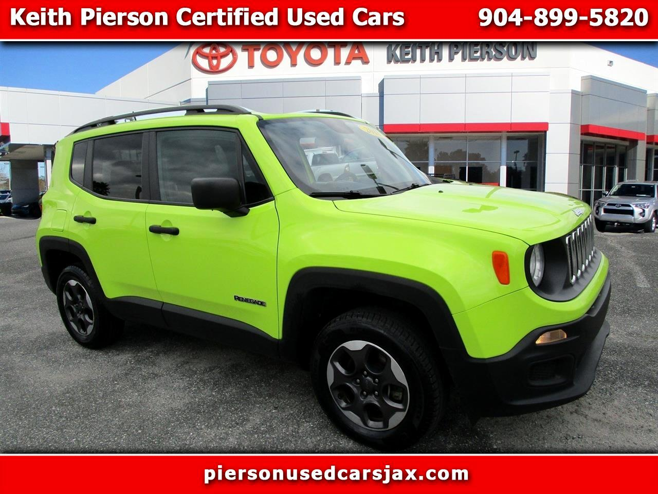 Jeep Renegade Sport 4x4 2018