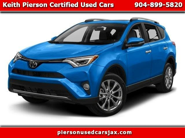 Toyota RAV4 Limited FWD (Natl) 2017
