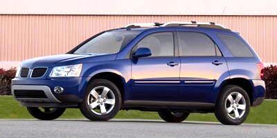 Pontiac Torrent FWD 4dr 2007