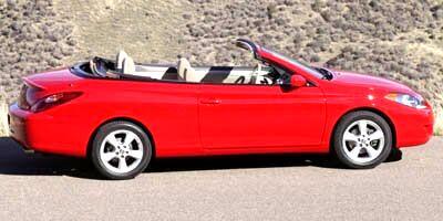 Toyota Camry Solara 2dr Conv SLE V6 Auto (Natl) 2005
