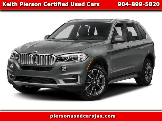 BMW X5 xDrive50i Sports Activity Vehicle 2018