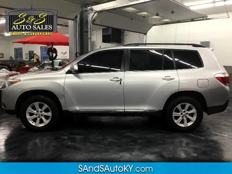 2013 Toyota Highlander Base 4WD