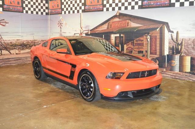 Ford Mustang Boss 302 >> Used 2012 Ford Mustang Boss 302 In Bristol Pa Auto Com 1zvbp8cu1c5227672