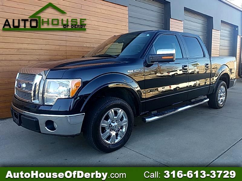 "2009 Ford F-150 2WD SuperCrew 139"" Lariat"