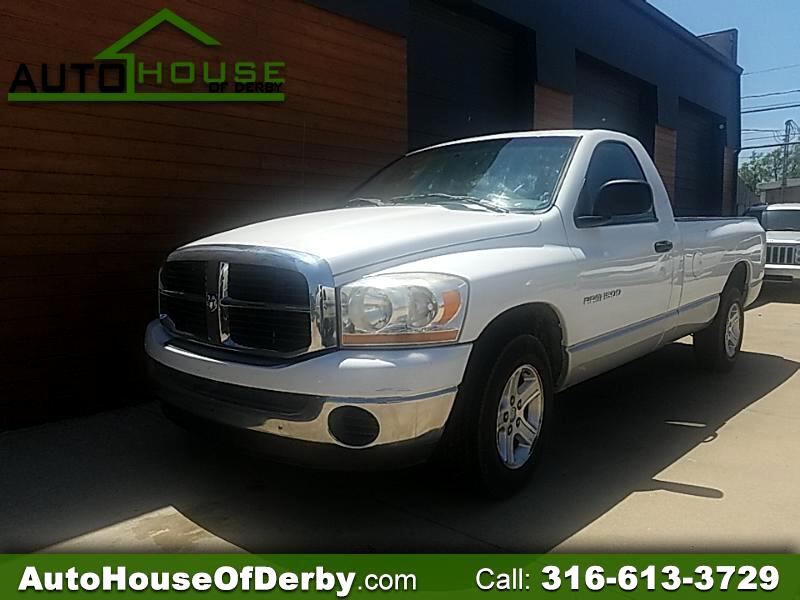 2006 Dodge Ram 1500 SLT Long Bed 2WD