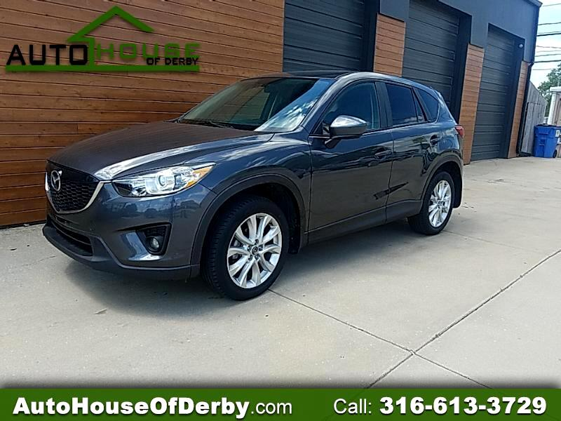 2014 Mazda CX-5 2016.5 AWD 4dr Auto Grand Touring