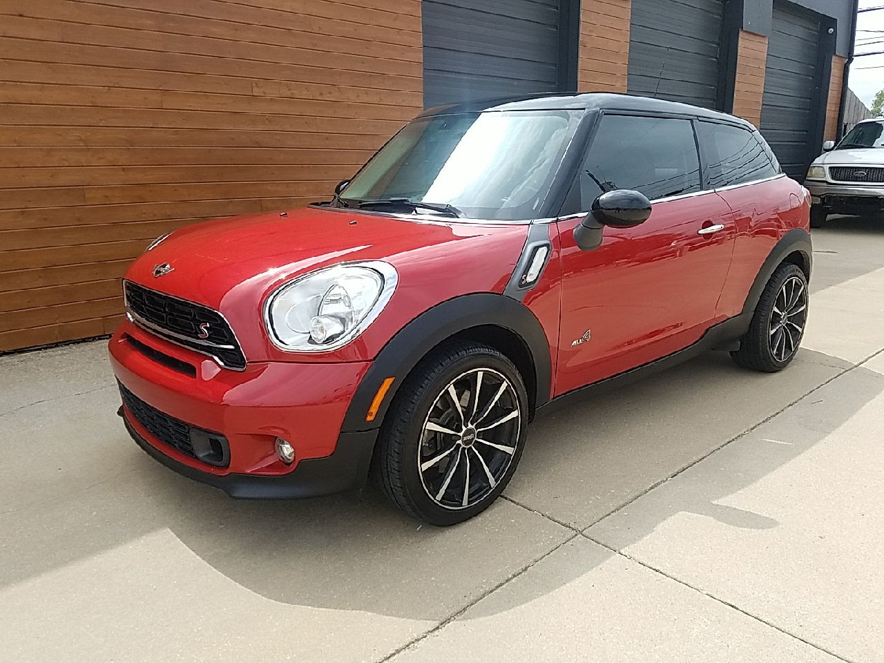 MINI Paceman S ALL4 2015