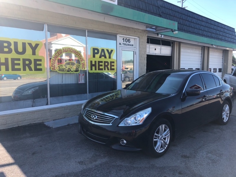 2011 Infiniti G Sedan buyhere payhere no credit check call for details 6