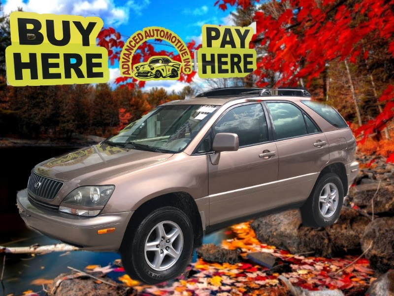 1999 Lexus RX 300 buyhere payhere low downpayment ez monthly payment
