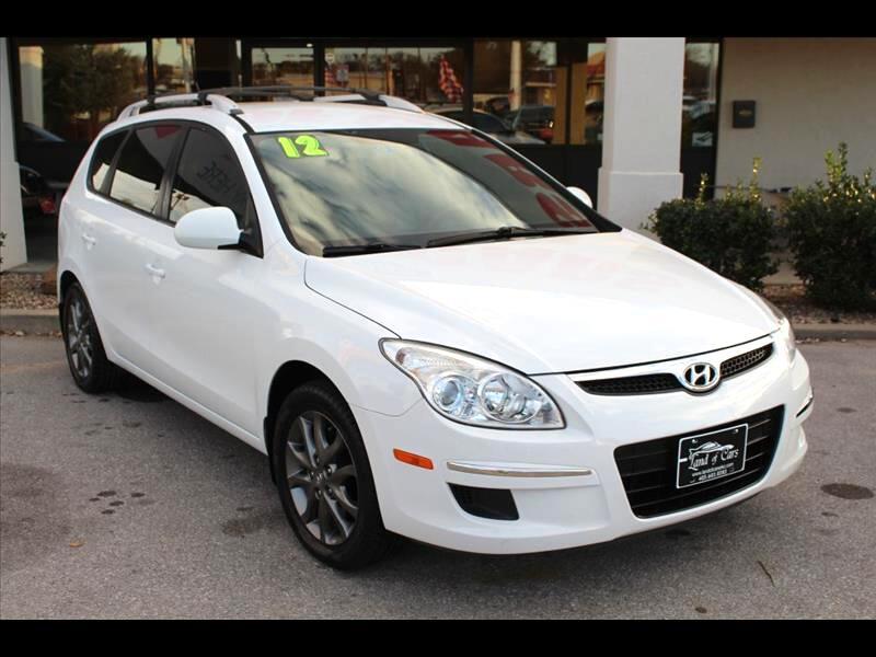 2012 Hyundai Elantra Touring GLS Manual