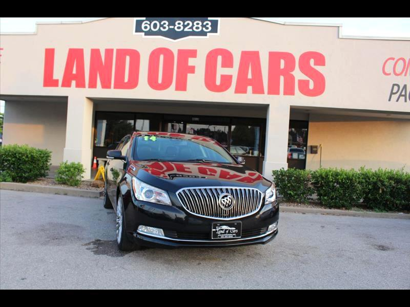 Buy Here Pay Here Okc >> Buy Here Pay Here 2014 Buick Lacrosse 4dr Sdn Premium Ii Fwd
