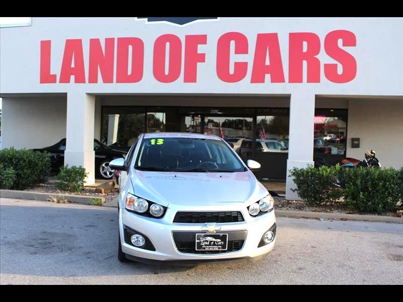 2013 Chevrolet Sonic 5dr HB Auto LT