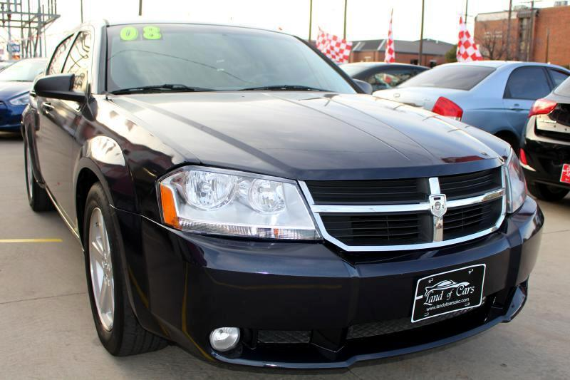 2008 Dodge Avenger 4dr Sdn SXT FWD *Ltd Avail*
