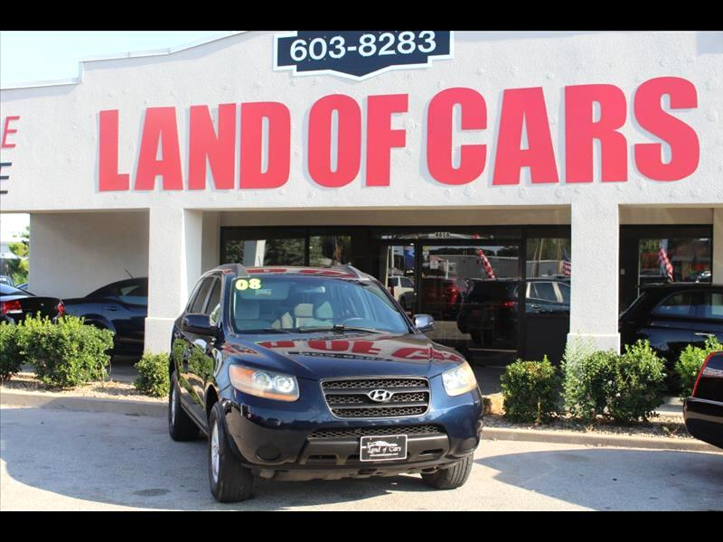 Hyundai Santa Fe AWD 4dr Man GLS 2008