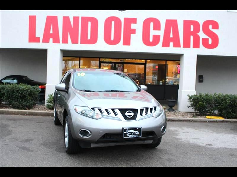 Nissan Murano 2WD 4dr S 2010