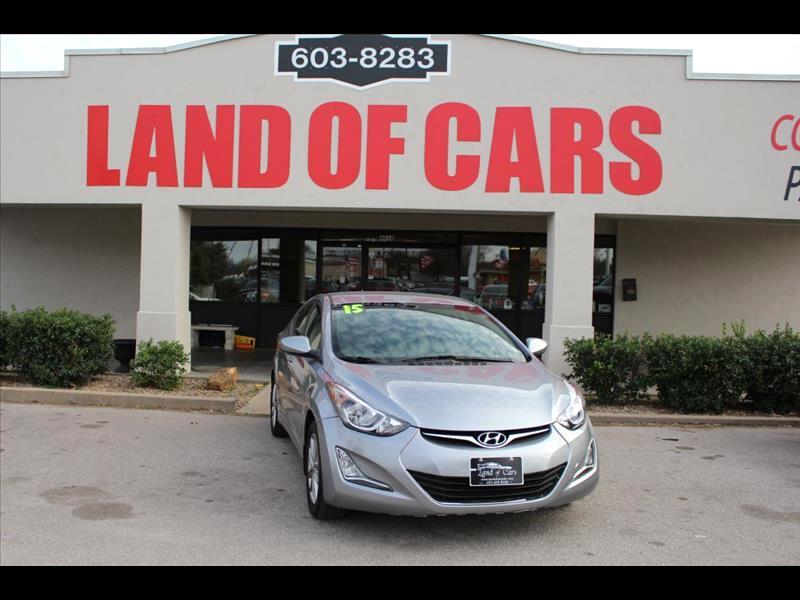 Hyundai Elantra 4dr Sdn Auto SE (Alabama Plant) 2015