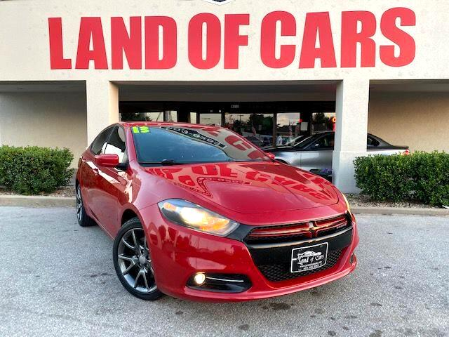Dodge Dart 4dr Sdn Rallye *Ltd Avail* 2013