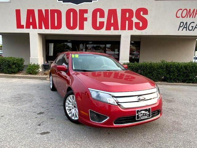 Ford Fusion 4dr Sdn Hybrid FWD 2012