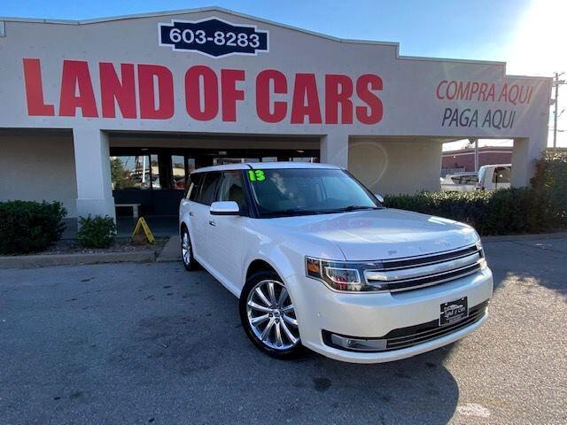 Ford Flex 4dr Limited AWD w/Ecoboost 2013