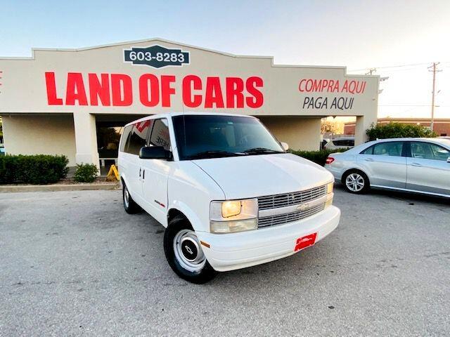 "Chevrolet Astro Passenger Ext 111"" WB AWD 1999"
