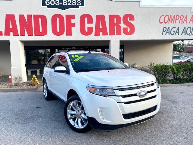 Ford Edge 4dr SEL FWD 2014