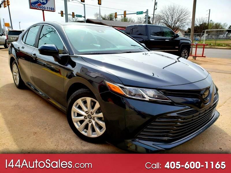 Toyota Camry 2dr Coupe LE Auto 2018