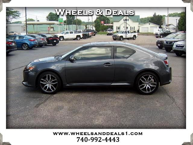 2015 Scion tC Sports Coupe 6-Spd MT