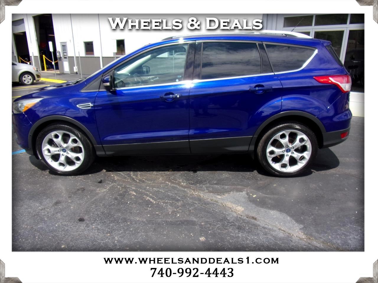 Ford Escape Titanium FWD 2015