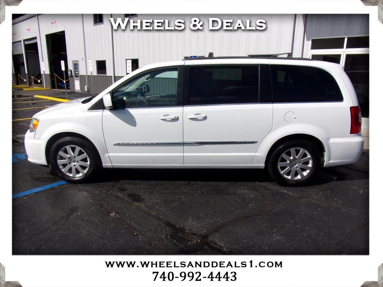 Chrysler Town & Country Touring 2014