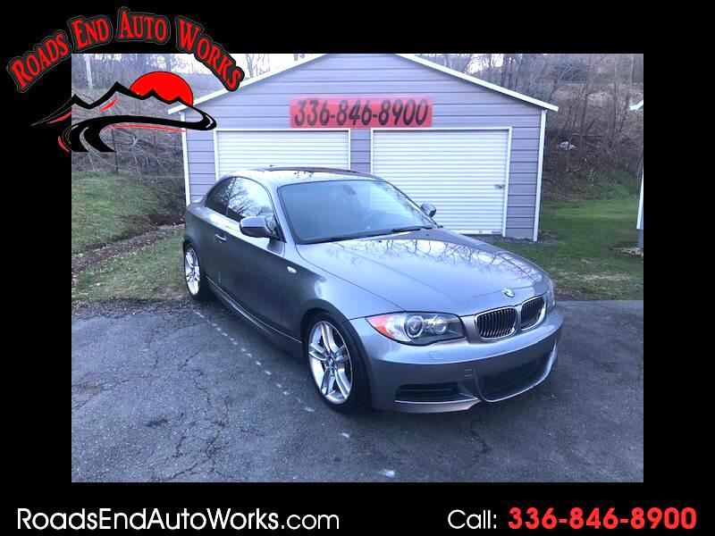 2011 BMW 1-Series 135i Coupe
