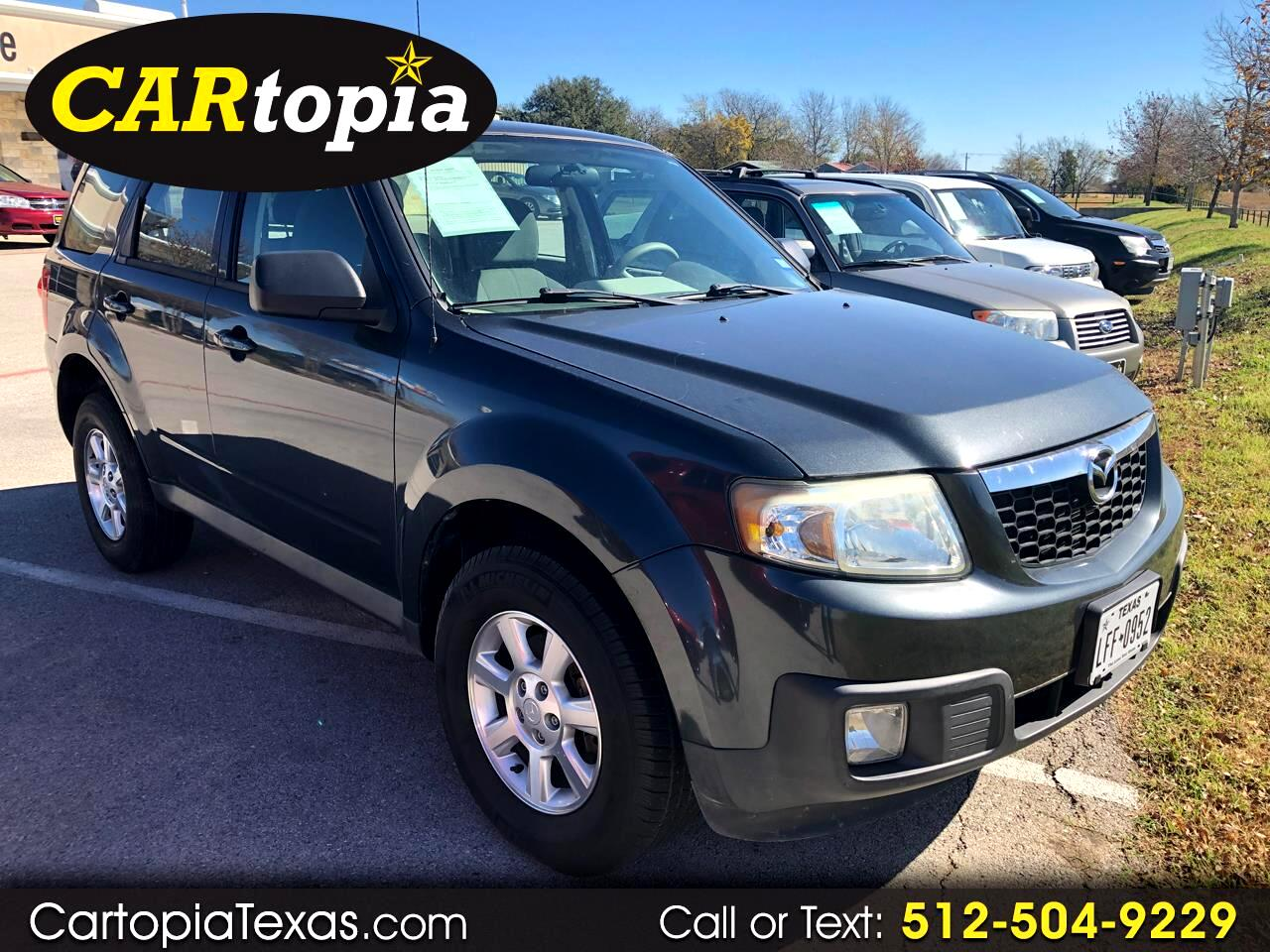 2010 Mazda Tribute FWD 4dr I4 Manual Sport
