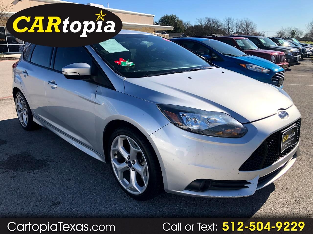 2014 Ford Focus 5dr HB ST