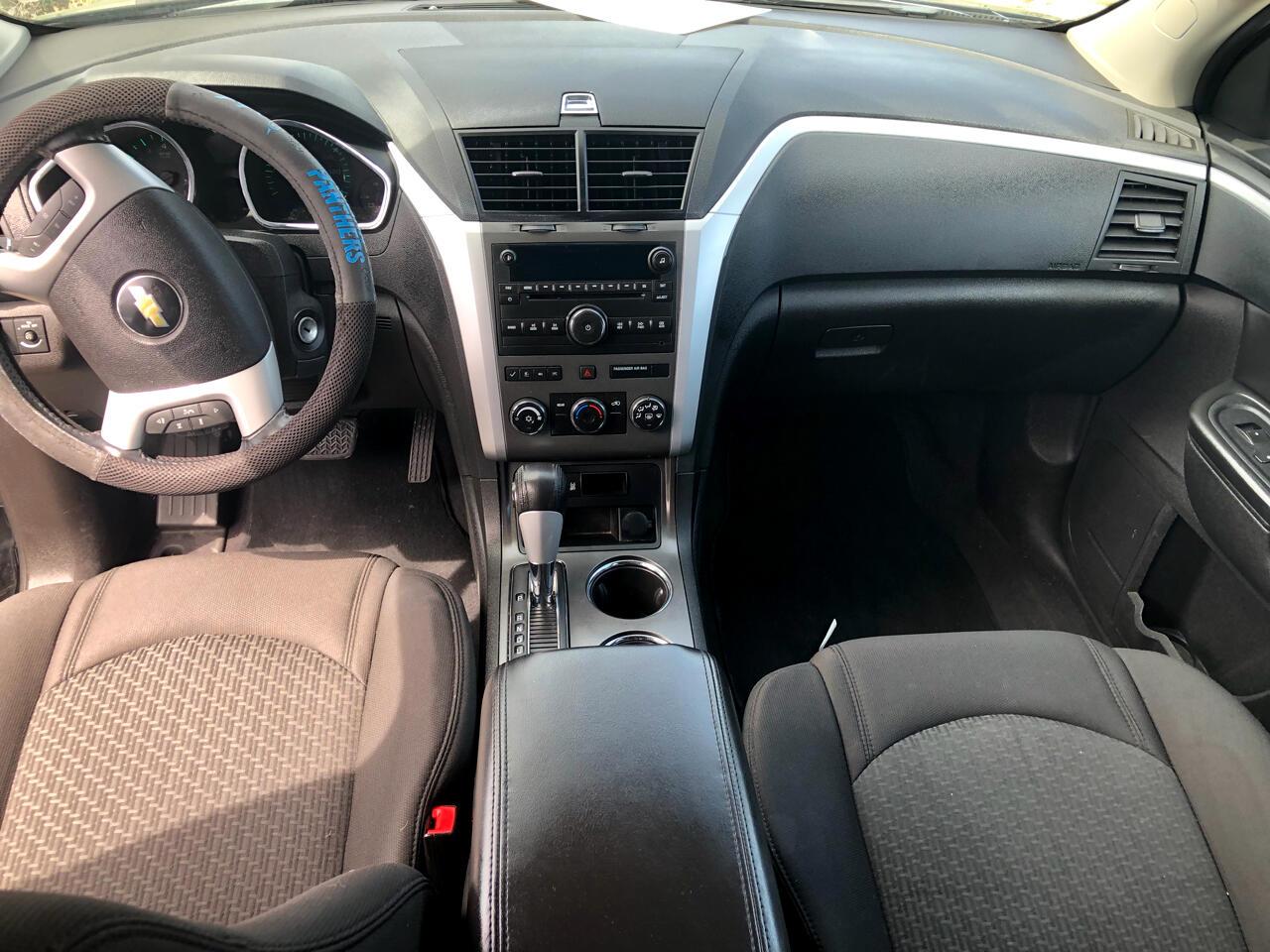 2012 Chevrolet Traverse LT1 AWD