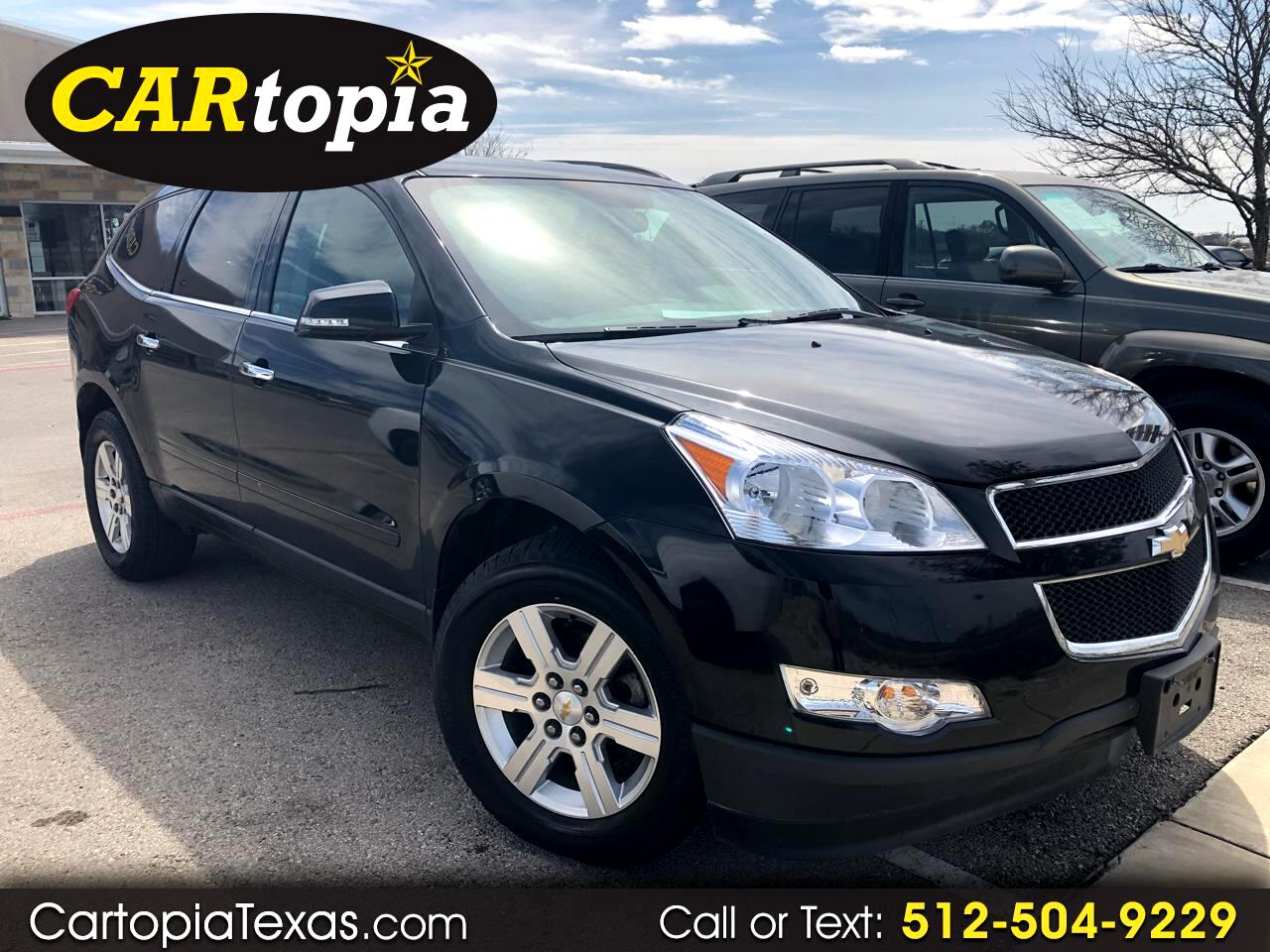 2012 Chevrolet Traverse LT1 AWD