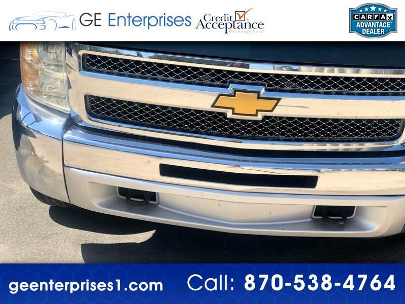 Chevrolet Silverado 1500 2013 for Sale in Mc Gehee, AR